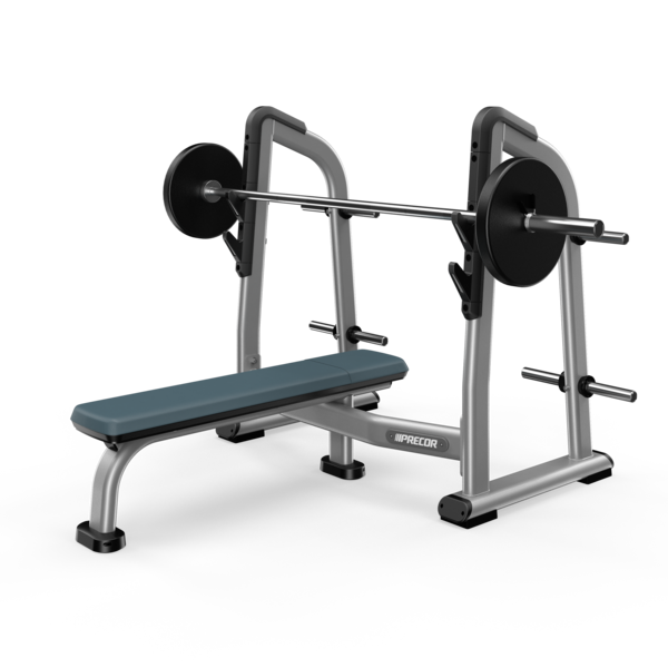 DBR0408 – Olympic Flat Bench / Олимпийска хоризонтална лежанка